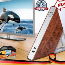 Acute Angle Mini PC 8G+192GB Quad Core Win10 Intel Apollo Wifi PC 500GPU DE