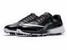 NEW Nike Lunar Control 4 Men's Golf Shoes Black White 11 Medium 819037 001