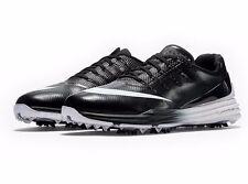 NEW Nike Lunar Control 4 Men's Golf Shoes Black White 10.5 Medium 819037 001