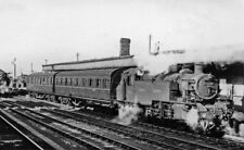 PHOTO  LMS-TYPE IVATT 2MT 2-6-2T NO. 41226 AT DUDLEY RAILWAY STATION 1951