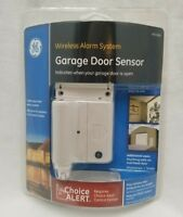 Choice Alert GE Wireless Alarm System Garage Door Sensor General Electric 45130