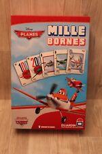 Jeu de société / cartes Mille 1000 Bornes édition Planes - Disney - complet FR