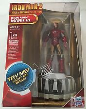 """IRON MAN MARK IV Hall Of Armor Marvel Universe 2010 3.75"""" INCH ACTION FIGURE"""