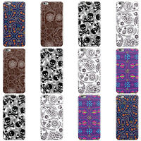 DYEFOR PAISLEY PRINT COLLECTION HARD CASE COVER FOR APPLE IPHONE MOBILE PHONES