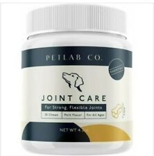 Petlab Co. Joint Care Chews for Dogs Arthritis Soft Chew Dog Hip and Joint Care