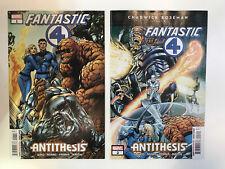 Fantastic Four Antithesis #1 And 2 1st App Antithesis Marvel 2020