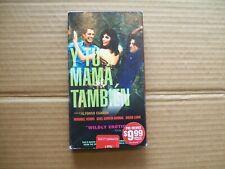 Y Tu Mama Tambien Vhs Tape Ifc Films 1003841