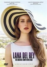 Lana Del Rey: The Greatest Story Never Told - Unauthorized (DVD, 2013)
