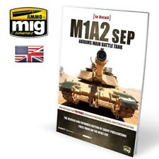 Ammo by MIG Jimenez M1a2sep Abrams Main Battle Tank in Detail # 5950