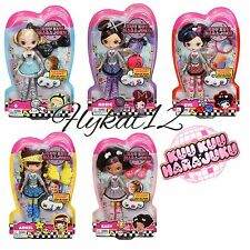 "Kuu Kuu Harajuku Complete 12"" Fashion G, Baby, Love, Angel, Music Doll Set Of 5"