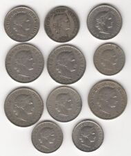 Mix Of Switzerland Rappen Coins***Collectors***(SR2)