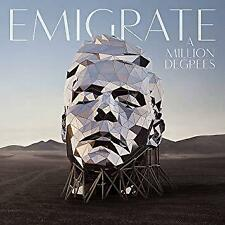 Emigrate - A Million Degrees (NEW CD)