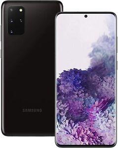 Samsung Galaxy S20+ 5G SM-G986B/DS - 128GB - Cosmic Black (Unlocked) (Dual SIM)
