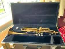More details for yamaha trumpet ytr-4335g (lacquer) -   good!