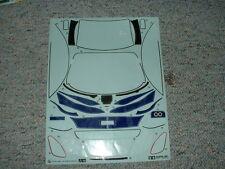 Tamiya 1/10 RC Mobil 1 SC decals / stickers R/C Radio Controlled   B6