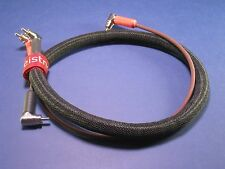 Fender Reverb RCA Cables ~ Geistnote Evidence Audio Monorail & Switchcraft RCA