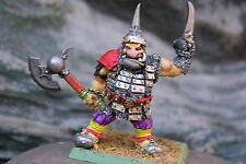 Warhammer Ogro #3c Pintado