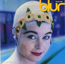 Blur - Leisure (1991) cd