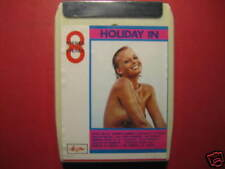 """CLODETTES -CLAUDE FRANCOIS """"holiday""""STEREO8 CASSETTE!"""