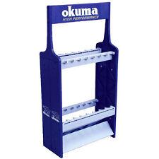 NEW Okuma ABS Fishing Rod Rack