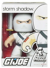 GI JOE Mighty Muggs Collection Wave 1_STORM SHADOW 6 inch Vinyl Figure_New & MIB