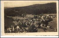 Todtmoos Schwarzwald Ansichtskarte alte Postkarte 1935 Panorama Gesamtansicht