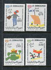 Somalia 471-474, MNH, International year of the child 4v 1979. x27925