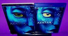 Avatar (Blu-ray/DVD, 2010, 2-Disc Set) W/Slip Cover B497