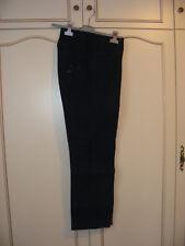 Pantalon femme taille 40 bleu marine marque SCOTTAGE