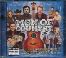 Men of Country 2-disc CD NEW Tim McGraw Merle Haggard Alan Jackson