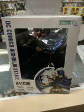 BRAND NEW SEAL BOX Kotobukiya DC Comics Batgirl Bishoujo Statue DC 001 Sold Out