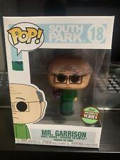Pop! South Park Mr. Garrison Funko #18