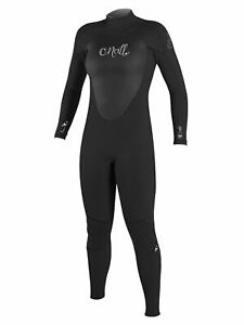 O'Neill Epic Womens 4/3mm Full Wetsuit
