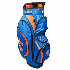 New for 2017 MLB Team Golf NY New York Mets Clubhouse Golf Cart Bag