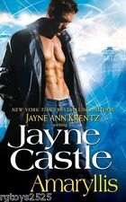 Amaryllis Jayne Castle 1996 Paperback Futuristic World of St. Helen's Series bk1