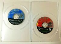 Tales of Symphonia Nintendo GameCube Wii Compatible Fantasy RPG 2 Disks In Case