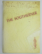 1963 The Southerner Yearbook Southern High School Louisville Kentucky 7 to 12 gr