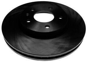 Disc Brake Rotor-Non-Coated Front ACDelco 18A2475A
