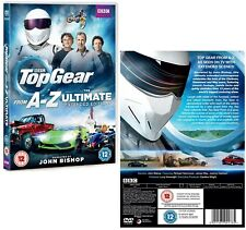 TOP GEAR UK 2016: A-Z THE ULTIMATE EXTENDED EDITION Best of TV - Reg2 DVD not US