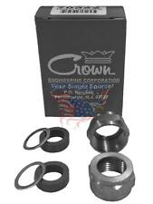 "Crown 70322 5/8"" Gauge Glass Packing Nut Kit 5/8"" Boiler Sight Glass Leak Repair"