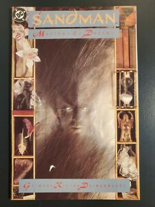 SANDMAN #1 (1989) VF (8.0) Neil Gaiman, Sam Kieth, DC Comics show coming 