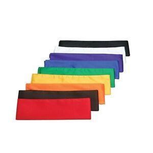 Kung Fu Sash Satin Martial Arts Sash - 9 Colors!