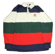 Vintage Oswego State 90s Rugby Polo Shirt