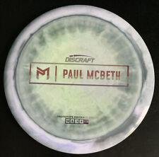 Prototype Discraft ESP Zeus Paul McBeth 173 grams