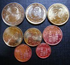 ESPAÑA 2003 SERIE 8 MONEDAS EURO