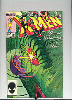 The Uncanny X-Men #181 (May 1984, Marvel), Sunfire Appearance, [8.5 VF+]