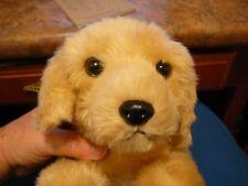 12 Inch Flopsie Goldie Golden Retriever Dog Plush Stuffed Animal by Aurora