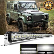 """52"""" 975W LED Light Bar Flood Spot Beam Lamp For LAND ROVER DEFENDER 90 110 130"""