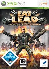 Xbox 360 volonté LEAD return of Matt Hazard ** tout NEUF