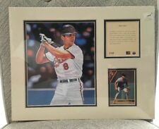 Cal Ripken Jr. 1994 Matted Lithograph Marci Rule Kelly Russell Studios Painting